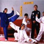 Equipo Cuba de Wushu 2001
