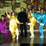Equipo Cuba de Wushu 2002