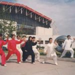 Roberto Vargas Lee 1994 Universidad Cultura Fisica China