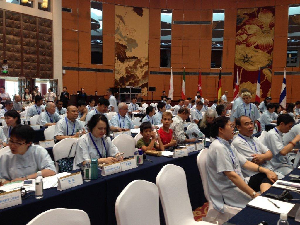 China Reunión de la Federación Internacional de Qigong de Salud 2016